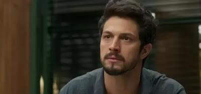 Marcos (Romulo Estrela) em cena de Bom Sucesso