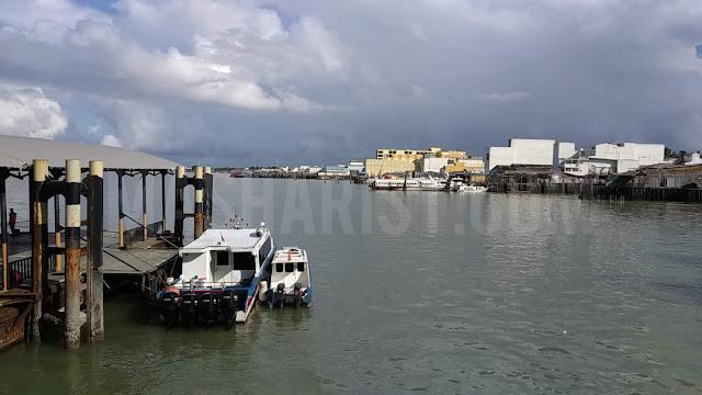 Pelabuhan Tanjung Gelam