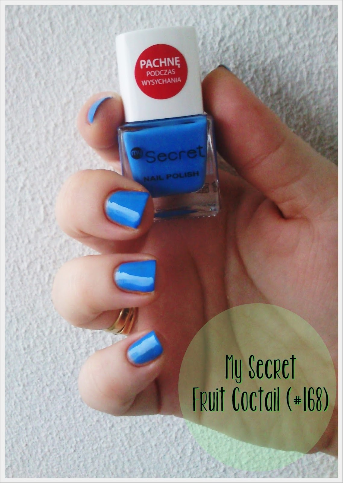 MY SECRET - FRUIT COCTAIL NT 168