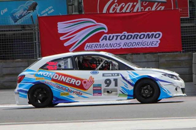 Scuderia Corsa con el apoyo de Kondinero debuta en Copa Notiauto