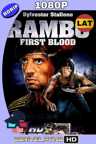 Rambo (1982) BDRip 1080p Latino-Ingles MKV