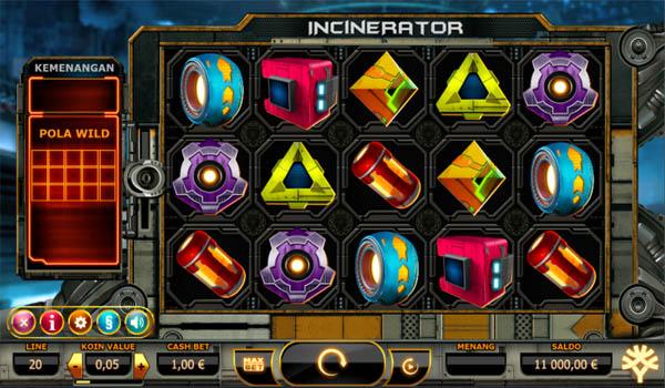 Main Gratis Slot Indonesia - Incinerator Yggdrasil