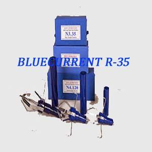 Paket Penangkal Petir BLUECURRENT Radius 35 Meter