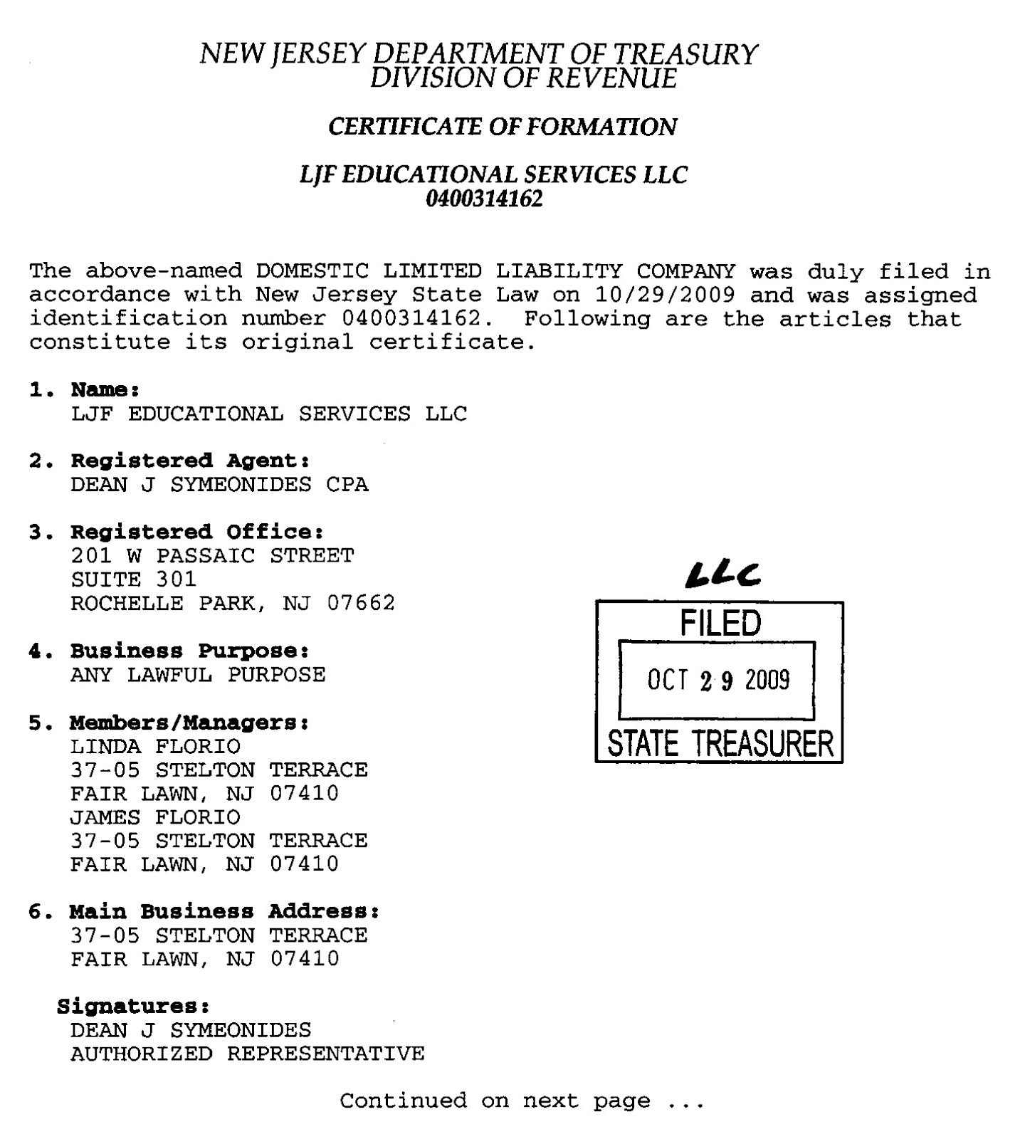 Lodi By The Numbers Capizzi S Board Hands Out A 40 000 No Bid Contract To Former Employee