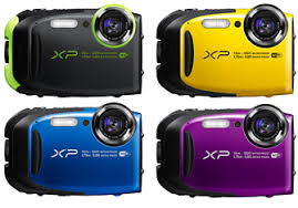 Fujifilm XP80 FinePixカメラファームウェアダウンロード
