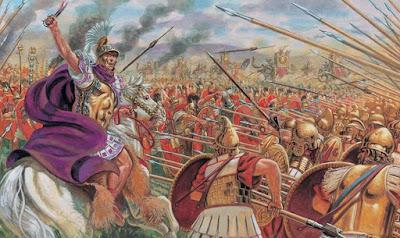 I discendenti degli Albanesi dell'Epiro con Pirro , 279 aC  portarono per la prima volta in Italia gli elefanti