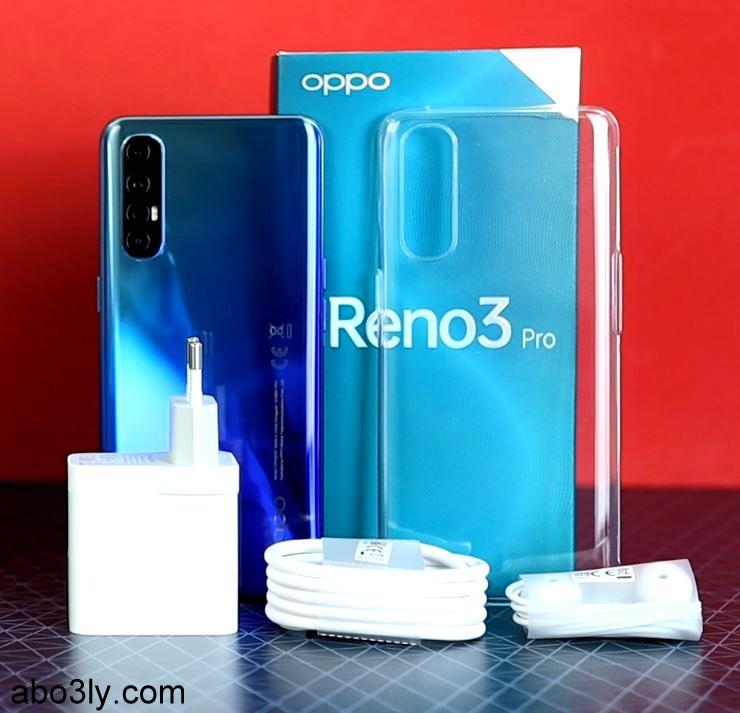 علبة هاتف oppo reno 3 pro
