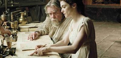 Theon, Hypatia'nın babası