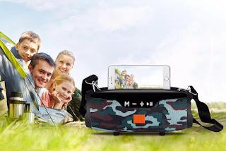 casse bluetooth subwoofer portatile charce e14+