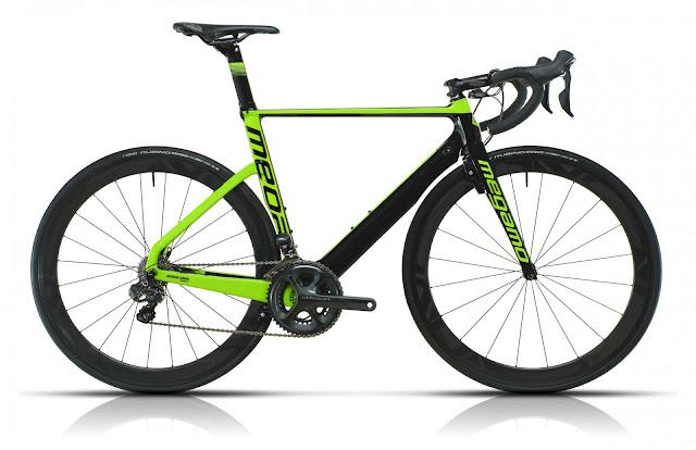 MEGAMO PULSE 05, hablamos de una bici totalmente rodadora