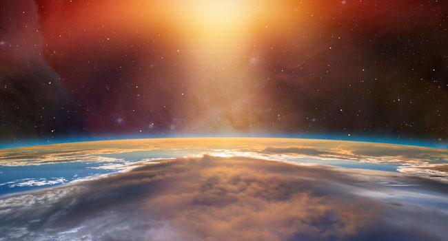 Perbedaan Sistem Atmosfer Bumi dengan Rumah Kaca