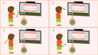 Et si un serious game apprenait à bien se brosser les dents ?