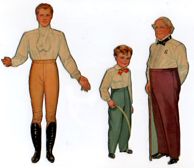 Gone with the Wind paper dolls