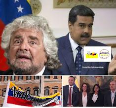 A prescindere dalle proprie convinzioni, posizioni o differenze, TUTTI i venezuelani in Italia hanno