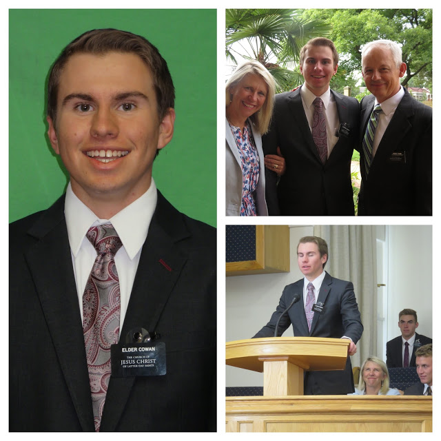 Elder Dane Cowan