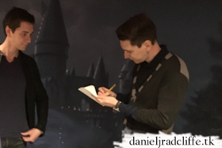 Harry Potter: The Exhibition NL: Interview with James and Oliver Phelps and more