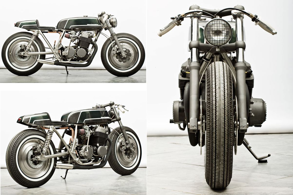 Cafe Racer Scrambler And Custom Motorcycles
