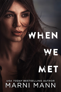 When We Met by Marni Mann book cover image