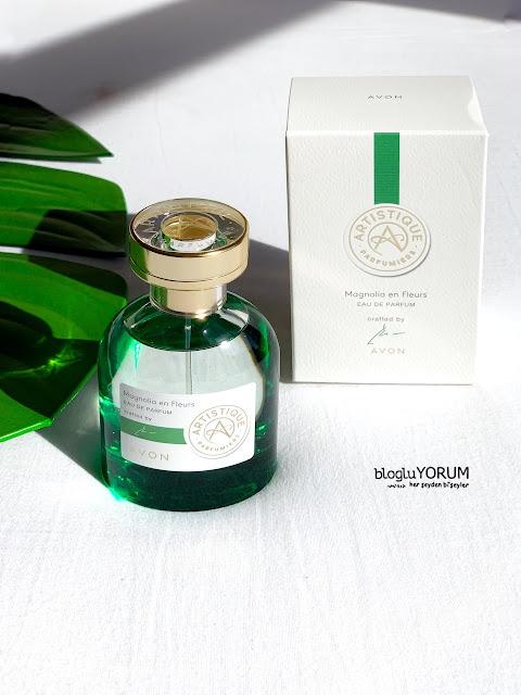 Avon Artistique Magnolia En Fleurs Parfüm incelemesi