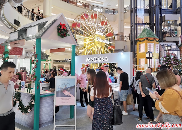 Christmas Wonders in White, Suria KLCC, Christmas 2019, Christmas Wonderland, Malaysia Shopping Mall, Malaysia Shopping Mall Deco, Christmas Shopping Mall Deco, Lifestyle