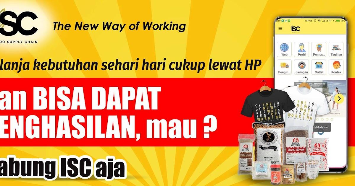 Peluang Usaha Bisnis Beras Online Jadi Mitra ISC ...