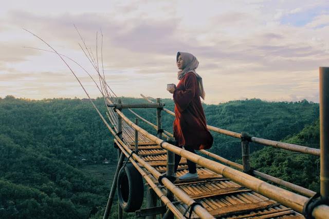 Bukit Mojo Mangunan Bantul