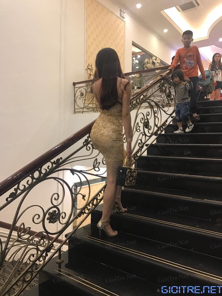 Linh Amy: Nên anh lùi bước về phía sau...để thấy em rõ hơn =))