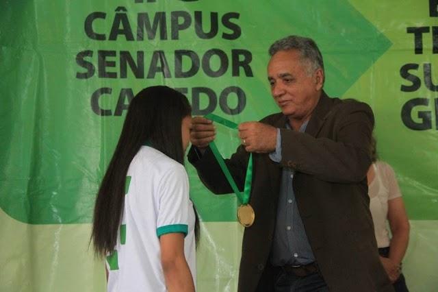 Senador Canedo: IFG discute redução de desigualdades
