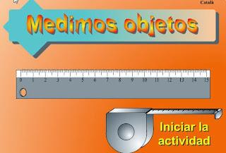 Resultat d'imatges de JUEGOS DE MEDIDAS DE LONGITUD