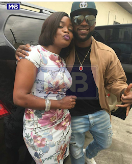 Bisola And Iyanya