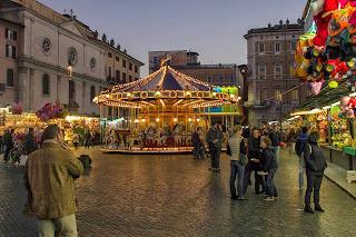 feirinha3 - Feirinha de Natal na Piazza Navona!