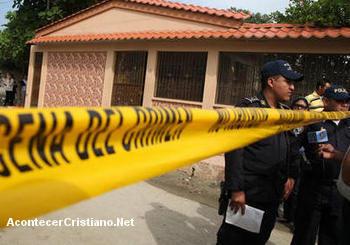 Asesinan a pastor hondureño