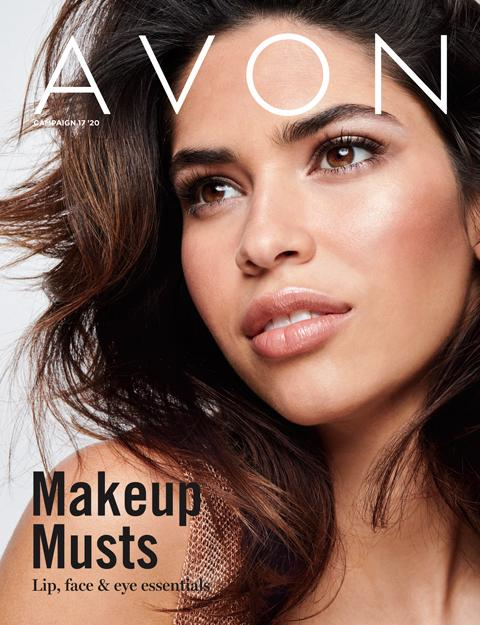 AVON Brochure Campaign 17 2020 - MAKEUP MUSTS