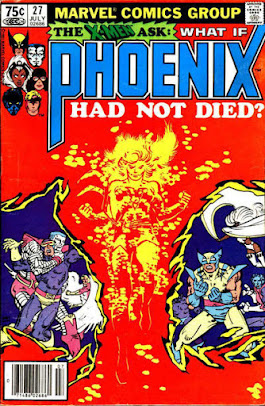 What If? #27, the Phoenix