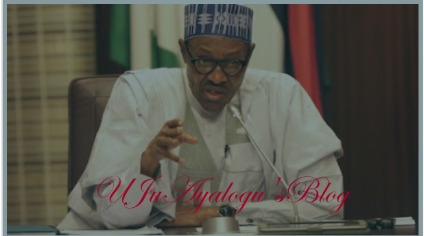 Why I'm distressed, depressed – President Buhari