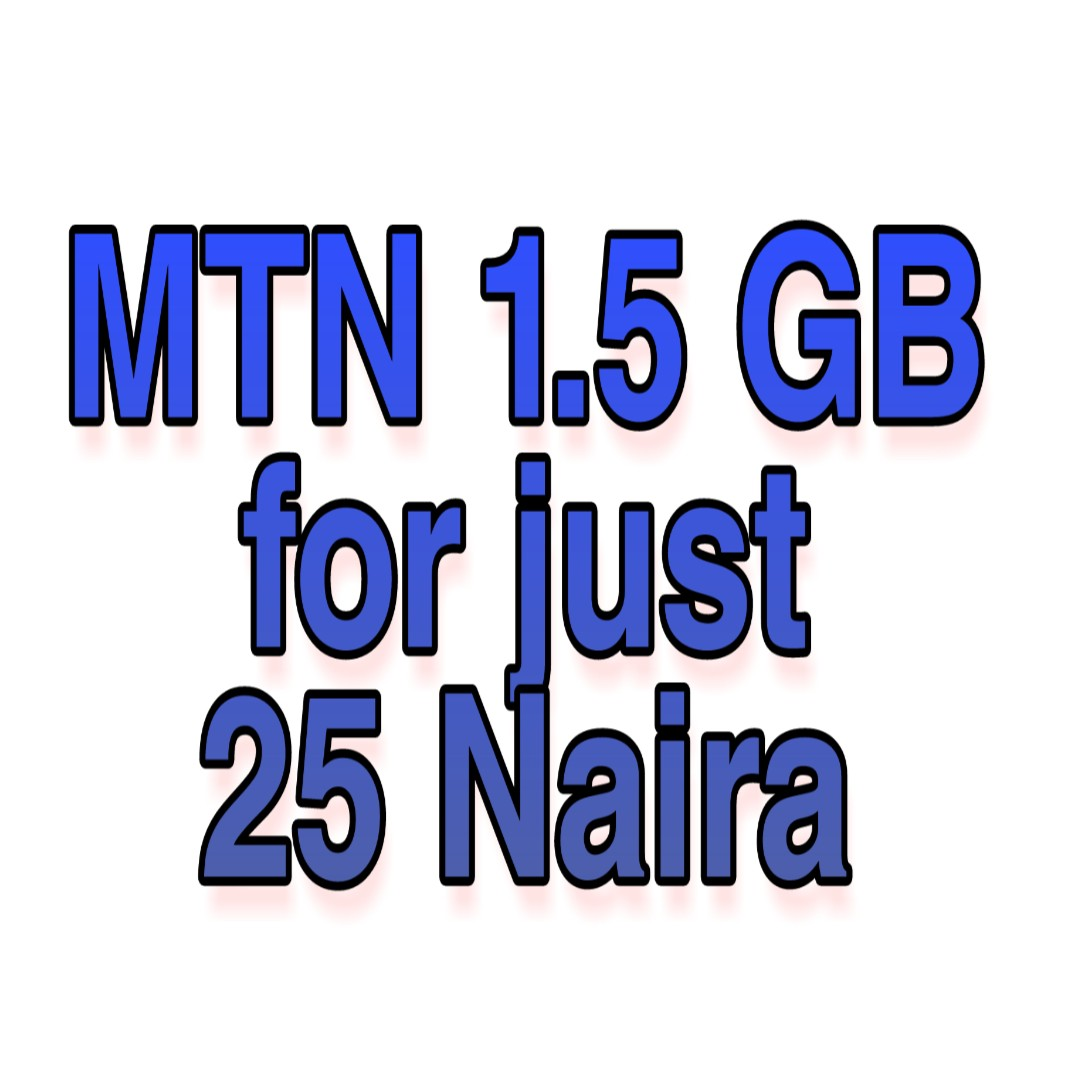 LATEST METHOD: How To Get 1 5 GB from MTN daily - FunBase Naija
