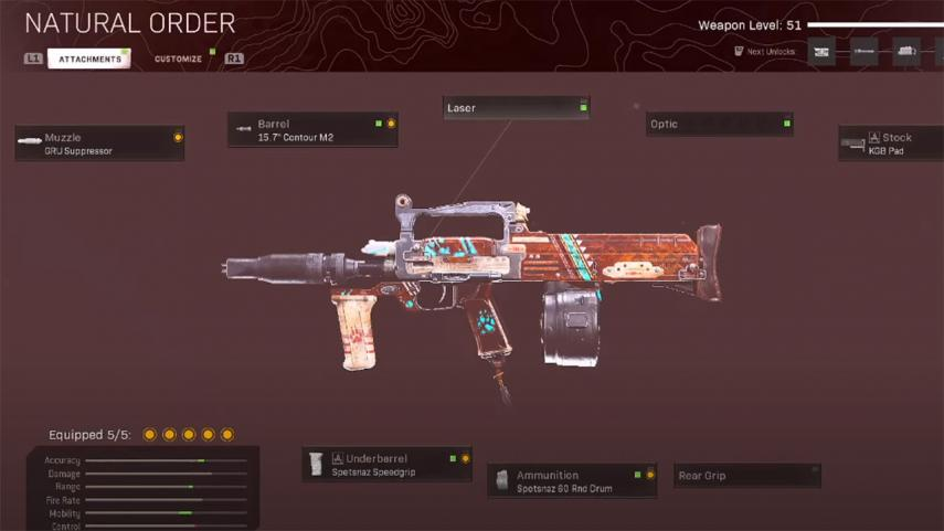 This is the new meta weapon of Call of Duty Warzone Season 2 Reloaded