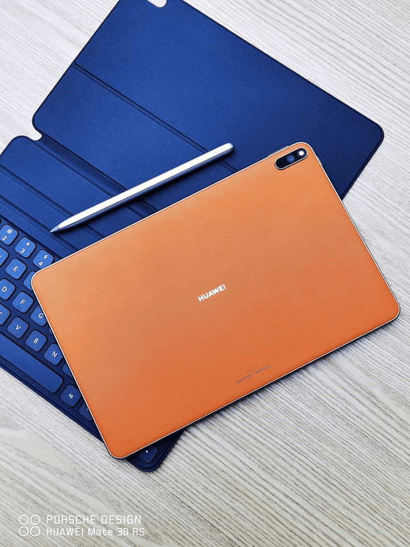Huawei unleashed its flagship tablet MatePad Pro in China