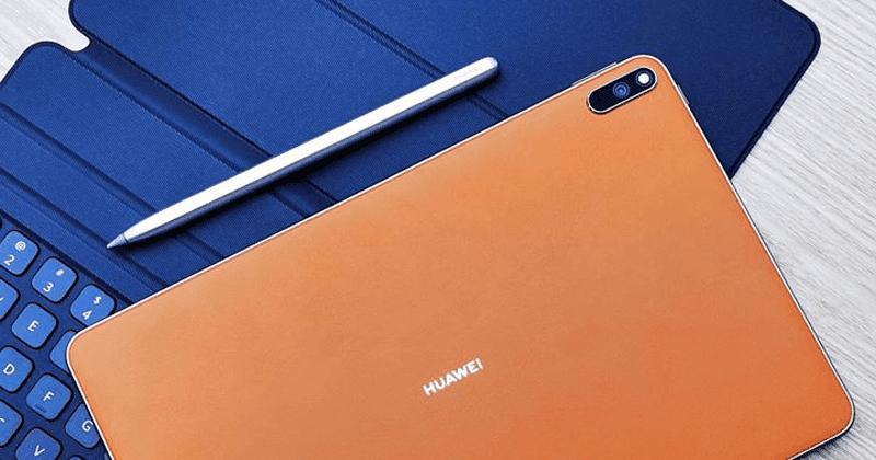 Huawei Umumkan 'MatePad Pro' Tablet dengan Kamera di Layar