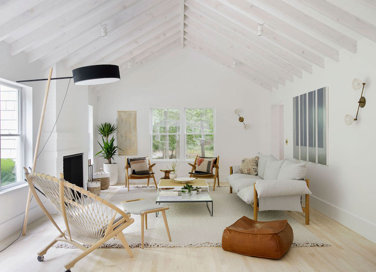 A Dreamy Scandi Inspired Beach House