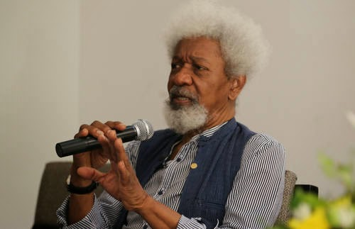 Prof. Wole Soyinka Offers Buhari Cautious Endorsement, Dismisses Jonathan's Re-Election Hopes