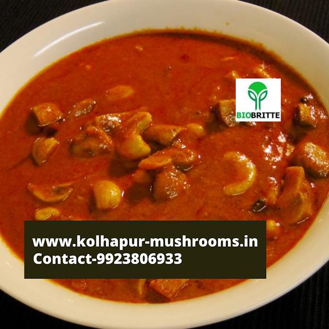 Mushroom | masala | recipe