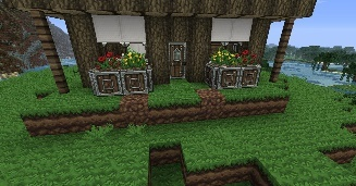 Minecraft-Medieval-House-Plans-DokuCraft