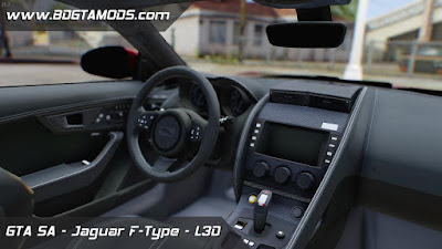 GTA SA - Jaguar F-Type L3D Store Edition 2