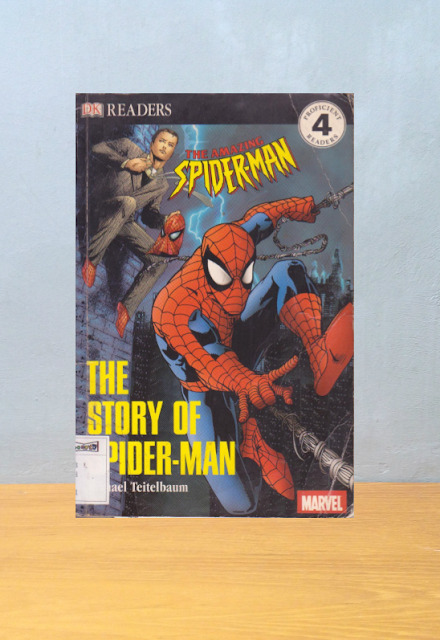 THE STORY OF SPIDERMAN, Michael Teitelbaum
