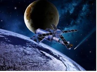 Pengertian satelit dan Macam - macam satelit - pustakapengetahuan.com