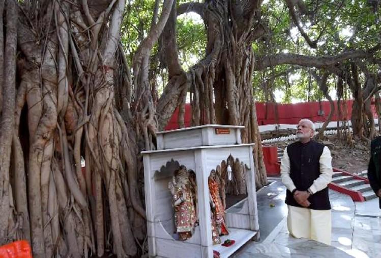 Akshayavat (The Immortal Tree):
