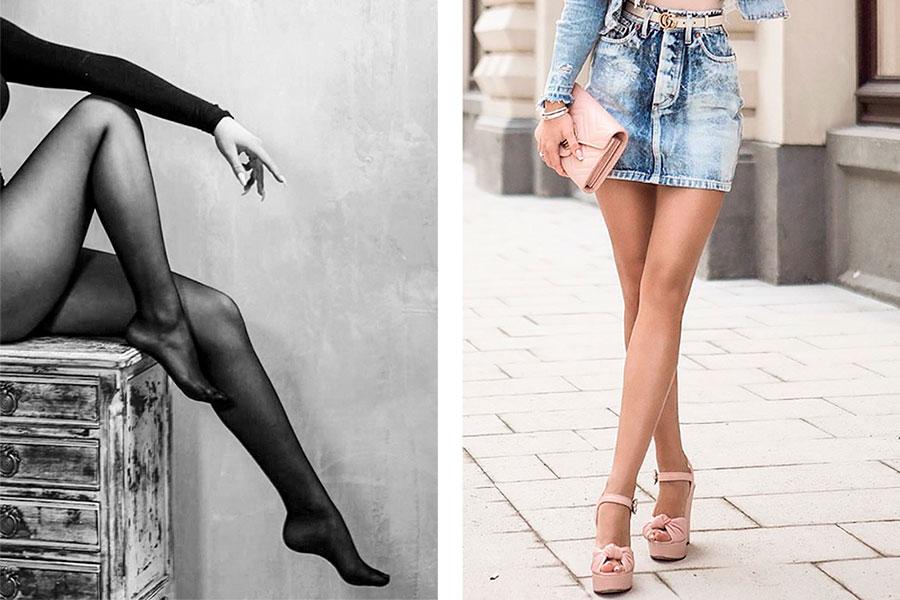 Как научиться правильно носить мини юбку и не смущать окружающих