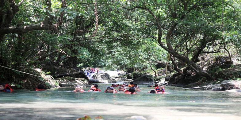 Green Valley Citumang Pangandaran Jawa Barat