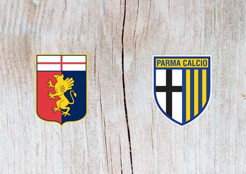 Genoa vs Parma Calcio - Highlights 07 Oct 2018